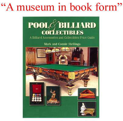 Pool and Billiards Collectibles